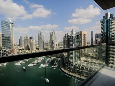 2 Bedroom Flat for Sale in Dubai Marina, Dubai - Best 2 Bedroom / Marina View / Brand New