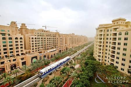 شقة 2 غرفة نوم للبيع في نخلة جميرا، دبي - High Floor | D Type | Vacant In August