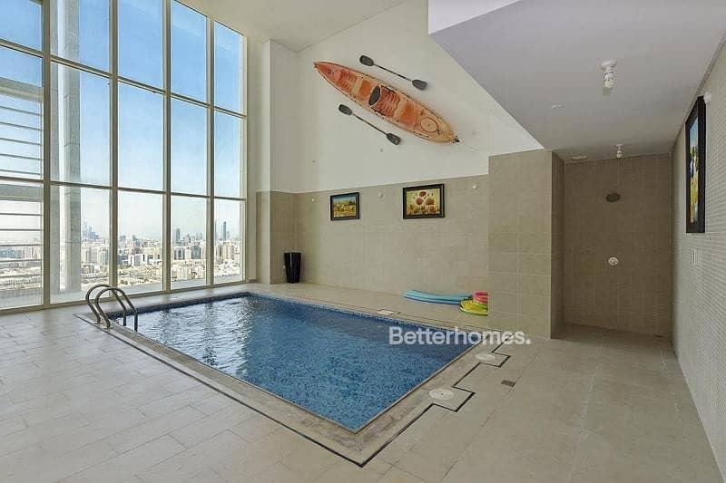 Superb 5BR Penthouse | Higher Floor| Pvt. Pool