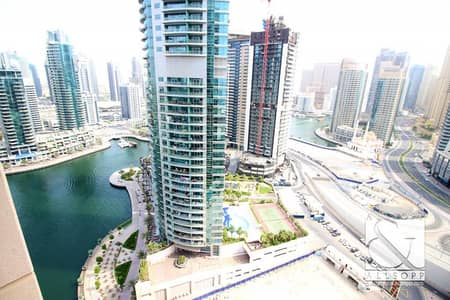 Marina Views - Rented for AED 100