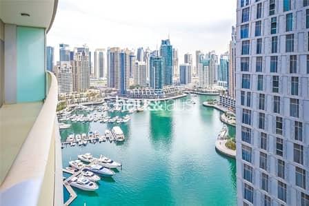 1 Bedroom Apartment for Rent in Dubai Marina, Dubai - Available Now | Marina and Sea Views