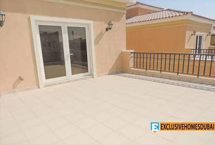 5 Bedroom Villa for Sale in The Villa, Dubai - Mazaya A3 | 5BR  Maids | Private Pool