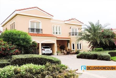 5 Bedroom Villa for Sale in The Villa, Dubai - Upgraded Mazaya B2 | 5BR  Maid | Pool
