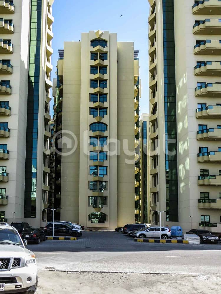 2 bedroom for sale open view rashdiyia towers