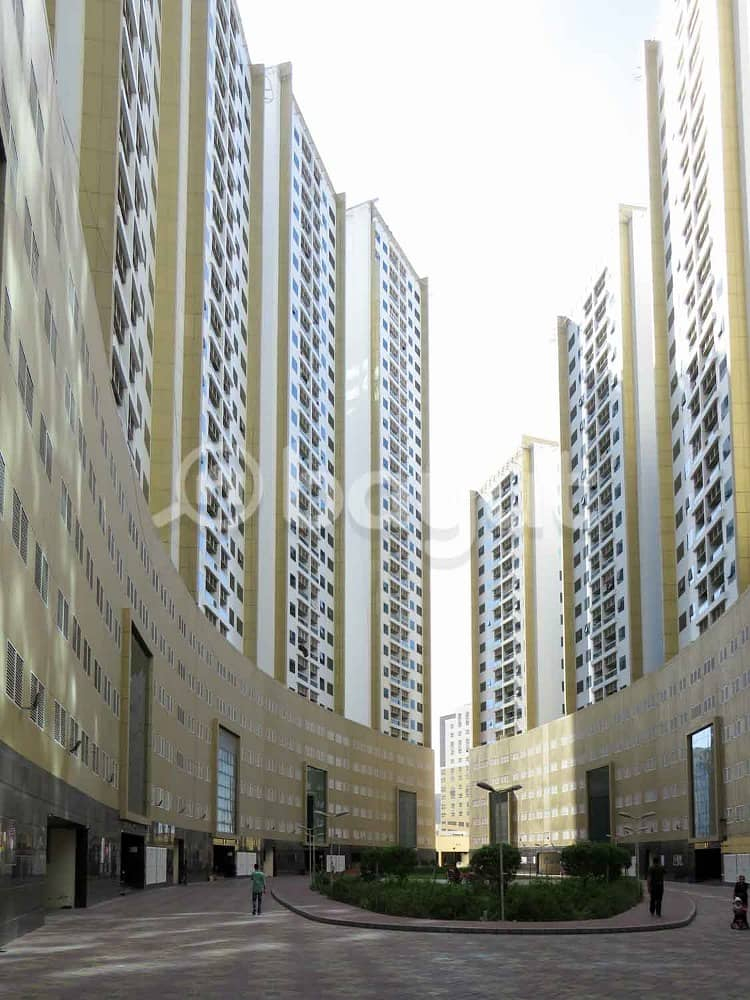 Hot Deal !!! 2BHK  Available For Sale In Ajman Pearl Tower