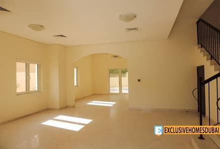 5 Bedroom Villa for Rent in The Villa, Dubai - Mazaya A1 | 5 Bed  Maid | Private Pool