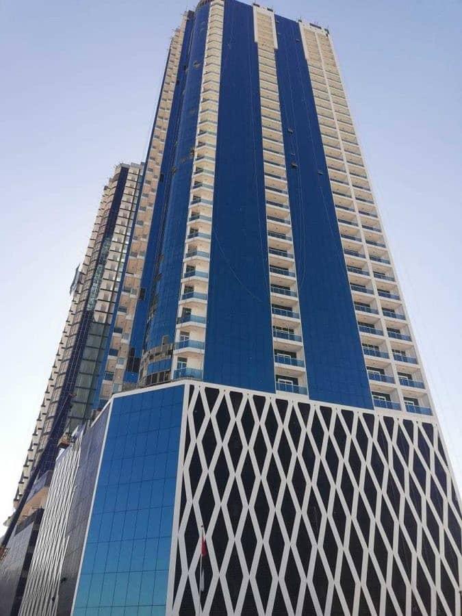 شقة في عجمان وسط المدينة 1 غرف 626000 درهم - 3834595