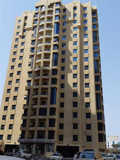 2 Bedroom Flat for Rent in Musherief, Ajman - Superb 2Bhk in Al Khor tower with Maid room