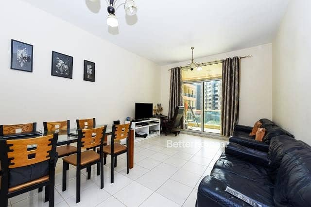 1 Bed Unit in University View