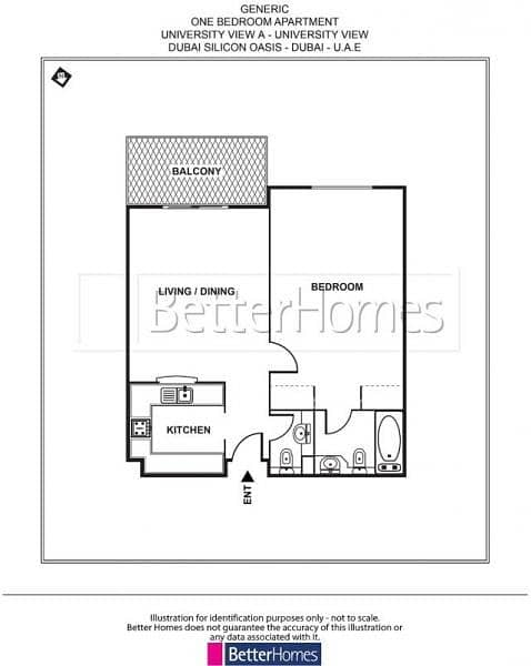 15 1 Bed Unit in University View
