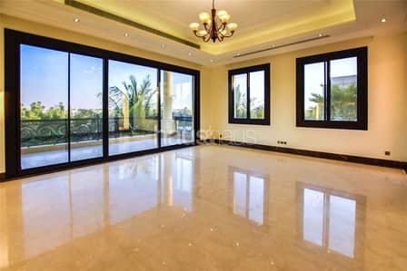 6 Bedroom Villa for Rent in Emirates Hills, Dubai - Elevator | Private | Underground parking
