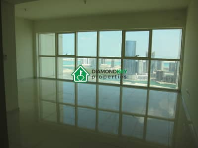 2 Bedroom Apartment for Rent in Al Reem Island, Abu Dhabi - Largest 2 Bedroom with closed Kitchen