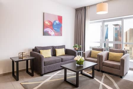 1 Bedroom Apartment for Rent in Barsha Heights (Tecom), Dubai - Fully Furnished Apartment Accessible By Route 2020