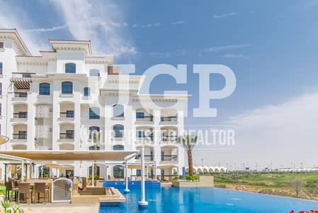 Studio for Sale in Yas Island, Abu Dhabi - Invest Now | Cozy studio with Facilities