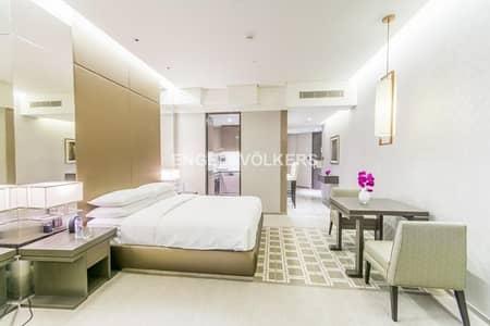Hotel Apartment for Rent in Bur Dubai, Dubai - Ultra Luxury | New Studio Bills Included