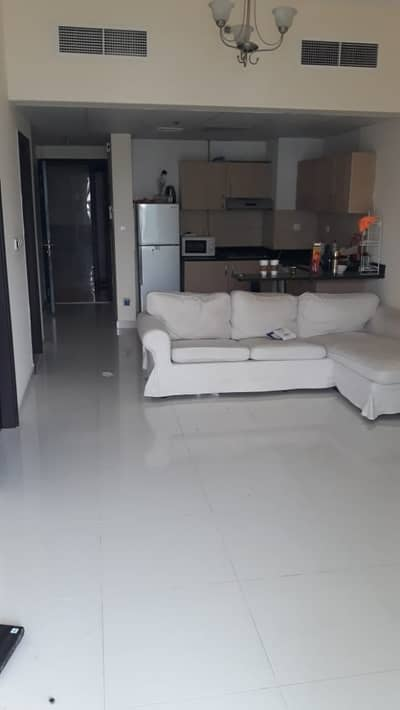 1 Bedroom Flat for Rent in Dubai Sports City, Dubai - FOR RENT SEMI FURNISHED 1 BED  AT ELITE RESIDENCE -DUBAI SPORTS CITY