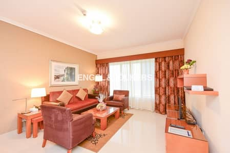 1 Bedroom Hotel Apartment for Rent in Sheikh Zayed Road, Dubai - Flash Promotion | Furnished and Serviced
