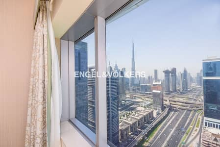 3 Bedroom Hotel Apartment for Rent in Sheikh Zayed Road, Dubai - Flash Promotion | Furnished and Serviced