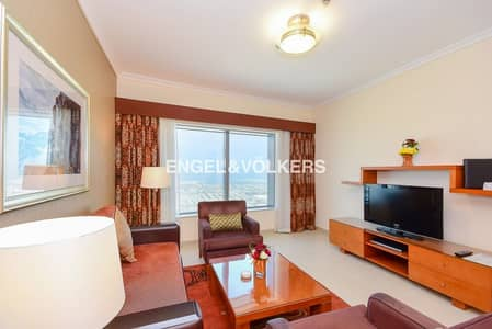 2 Bedroom Hotel Apartment for Rent in Sheikh Zayed Road, Dubai - Flash Promotion | Furnished and Serviced