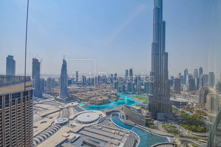 All Incl.  High floor  Burj Khalifa View