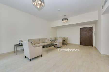 2 Bedroom Apartment for Sale in Al Furjan, Dubai - Azizi Tulip   Two Bedroom   Middle Floor