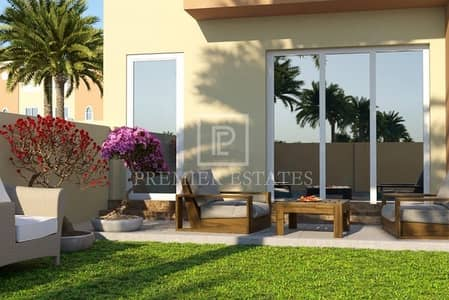 4 Bedroom Townhouse for Sale in Dubai Sports City, Dubai - Launh Offer|70% Post Handover Payment Plan