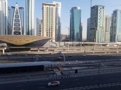 4 Bedroom Apartment for Rent in Dubai Marina, Dubai - 4 Beds in Horizon Tower | Close to Metro | SZR View