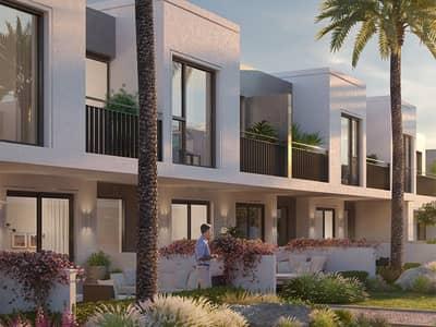 فیلا 3 غرفة نوم للبيع في دبي الجنوب، دبي - تملك ارخص فيلا في دبي 999,888 على اقساط لمدة 6 سنوات فقط 13000 درهم في الشهر