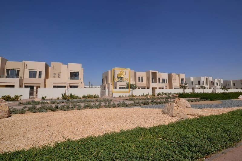 10 Three Bedroom Hall Park Facing TH in Mira Oasis - Type I - 3 Years Post Handover