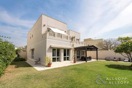 4 Bedroom Villa for Sale in The Meadows, Dubai - Meadows 5 | Type 6 | 4 Beds | Near Lakes