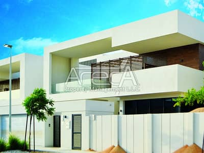 5 Bedroom Villa for Rent in Yas Island, Abu Dhabi - Big and Bright, Luxurious Brand New 5 Bed Corner Villa for rent in West Yas.