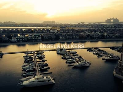 3 Bedroom Apartment for Sale in Palm Jumeirah, Dubai - Bldg 01| Type B | Full Sea & Sunset View