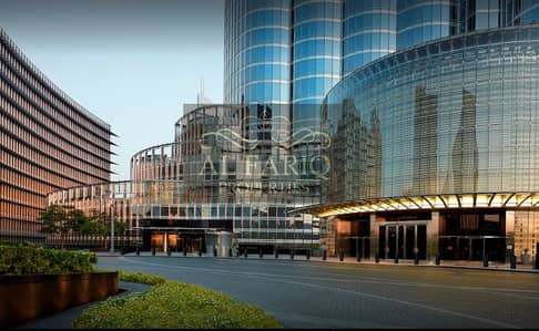 2 Bedroom Apartment for Sale in Downtown Dubai, Dubai - Luxurious style 2 B/R for sale-Downtown Dubai