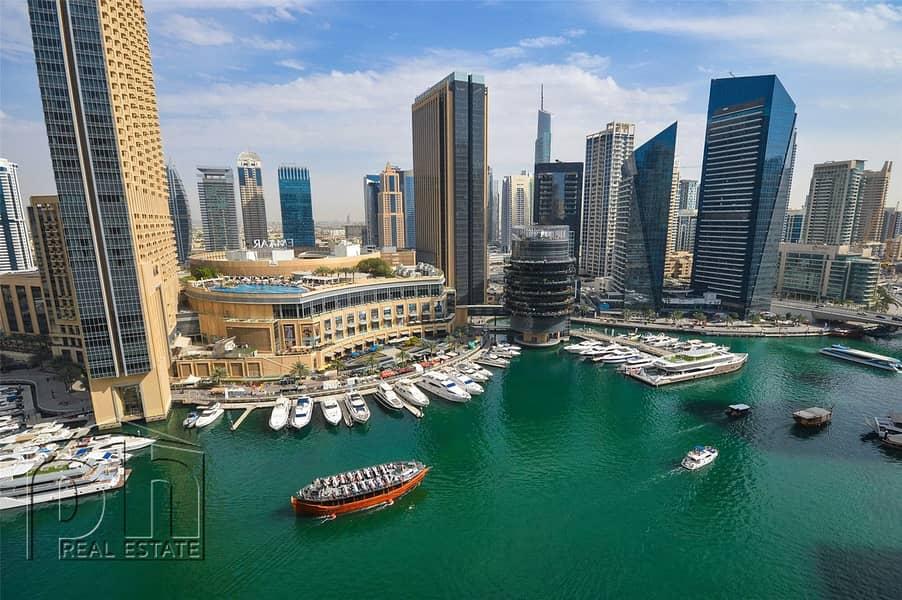 10 Large Upgraded 1 Bed / Stunning Marina Views