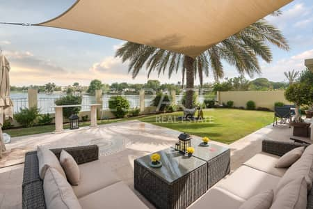5 Bedroom Villa for Rent in The Lakes, Dubai - Type 7 - Maeen - Upgraded - Lakes