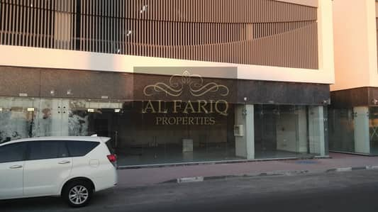 Shop for Rent in Sheikh Zayed Road, Dubai - Shell & Core | Cheapest Retail Space in SZR