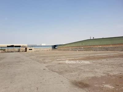 Plot for Rent in Ras Al Khor, Dubai - Big Plot | Ras Al Khor | Garage / Storage use