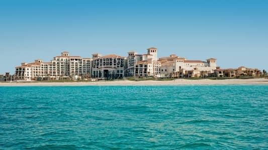 1 Bedroom Flat for Sale in Saadiyat Island, Abu Dhabi - Private Beach with Resort Living 1Bed ap