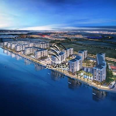 1 Bedroom Flat for Sale in Yas Island, Abu Dhabi - Waterfront Living In This 1BR Apartment In Water\'s Edge