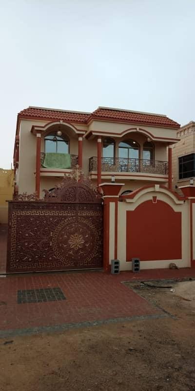 فیلا 5 غرفة نوم للايجار في المویھات، عجمان - فیلا في المویھات 5 غرف 100000 درهم - 3955574