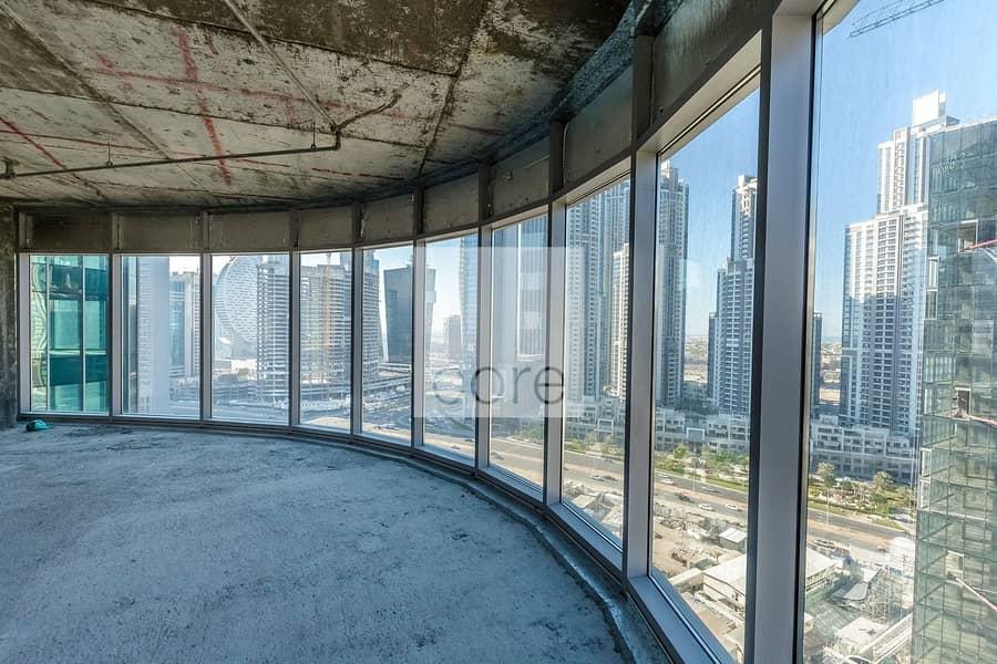 2 Corner office | Amazing Panoramic view