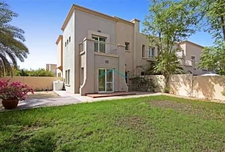 فیلا 3 غرفة نوم للبيع في الينابيع، دبي - Huge Plot|5200 sq.ft.|View Now|Springs 1