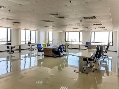 Office for Sale in Jumeirah Village Circle (JVC), Dubai - Urgent Sale |Furnished |Vacant |Prime BC