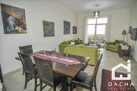 شقة 1 غرفة نوم للبيع في موتور سيتي، دبي - Large 1BR+store / Big balcony / Newbridge Hill