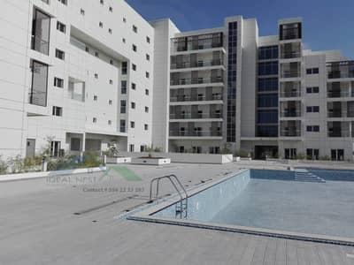 Studio for Rent in Masdar City, Abu Dhabi - BRAND NEW FULLY FURNISHED STUDIO WITH HUGE BALCONY NEAR ETIHAD PLAZA AT MASDER CITY