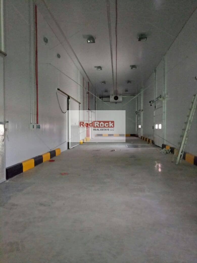2 Sale || Ready Cold Storage || Aed 30 M || DIC