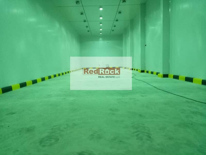 8 Sale || Ready Cold Storage || Aed 30 M || DIC
