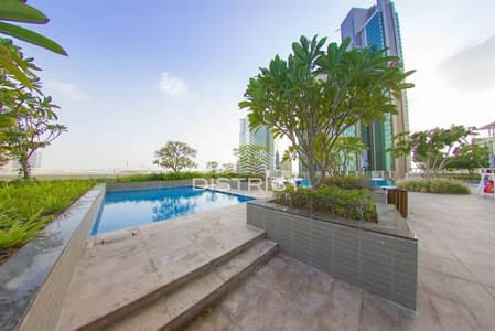 2 Bedroom Flat for Sale in Al Reem Island, Abu Dhabi - Full Sea View  2 Bed Apt. in Marina Blue