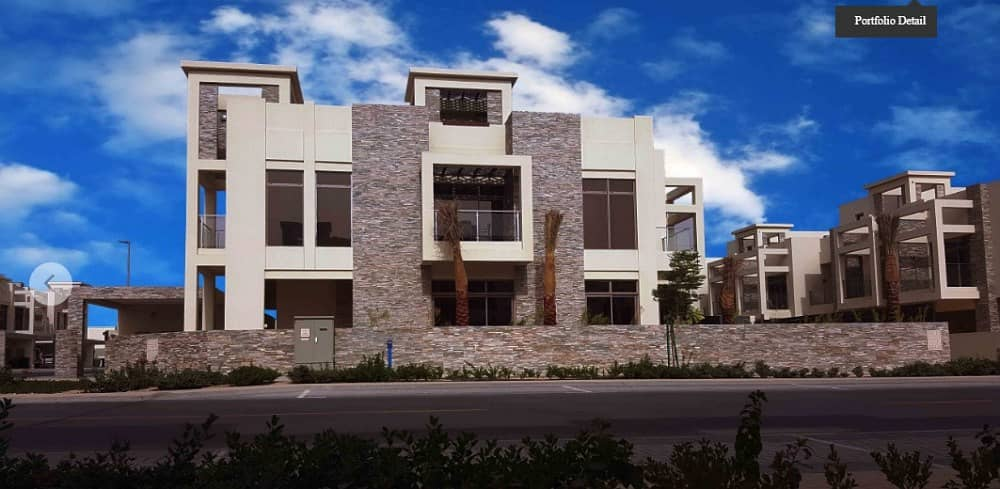 Villas for sale in MBR city starting from 1,977,000