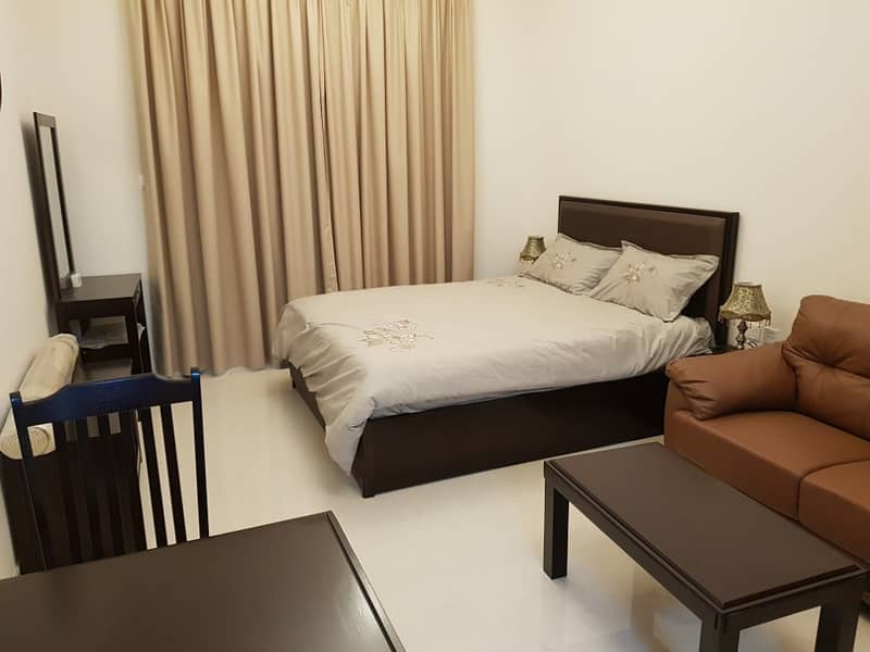 Above 10% Return | Already Rented | Luxury Furnished Studio for Sale | Elite-10, Sports City